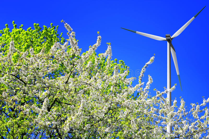 Download Spring wind stock photo. Image of industrial, environmental - 12464850