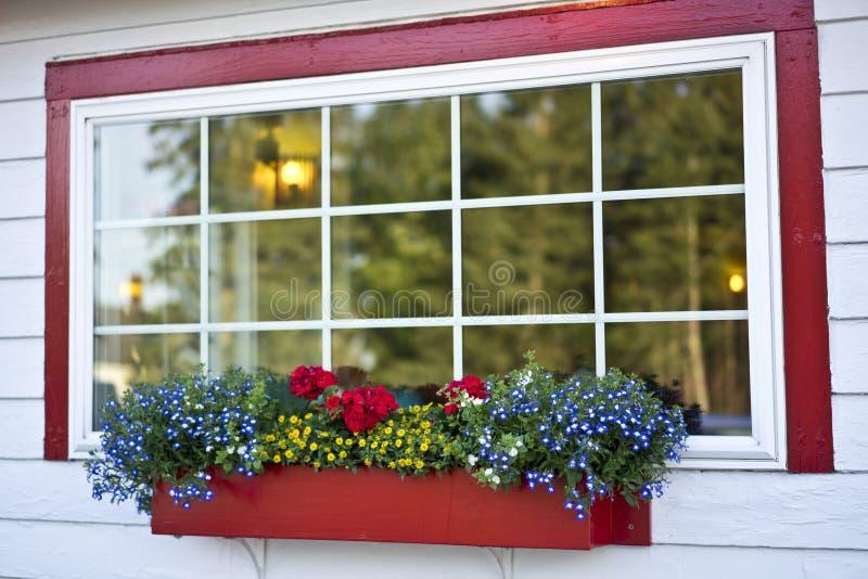 Spring Window stock image