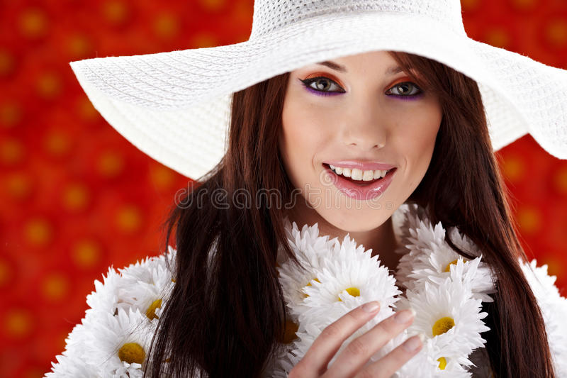 Download Spring woman stock photo. Image of woman, model, spring - 13754152