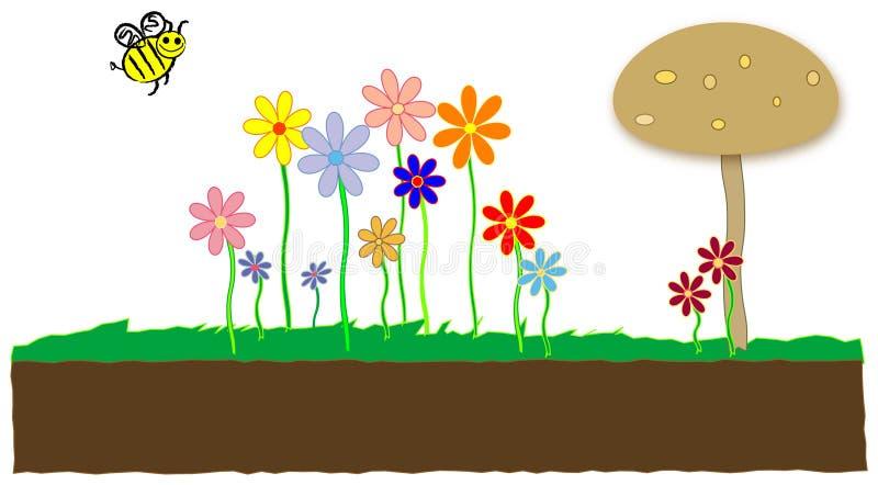 Spring1 lizenzfreies stockbild