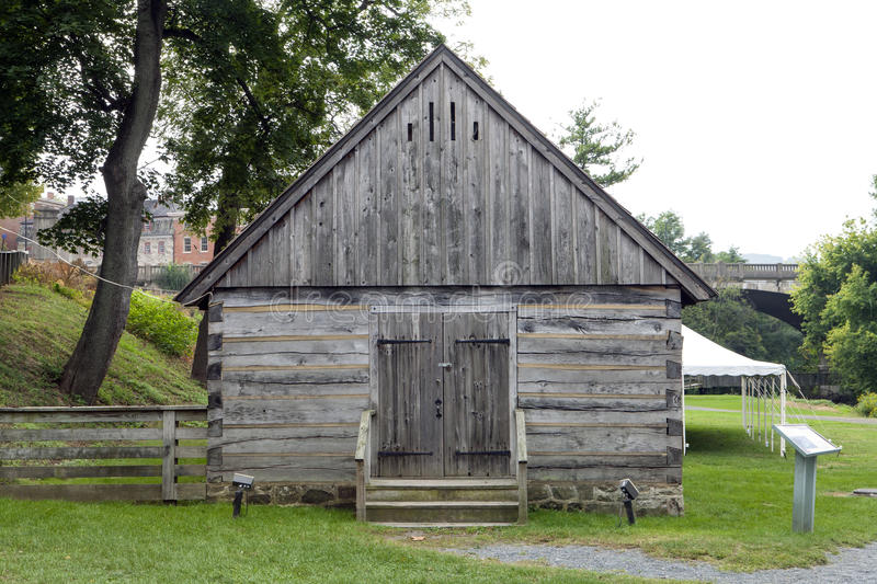 The Springhouse royalty free stock images