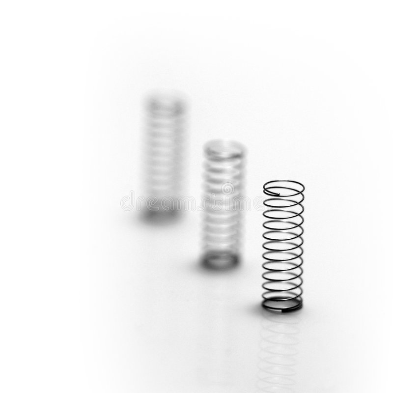 Springs stock images