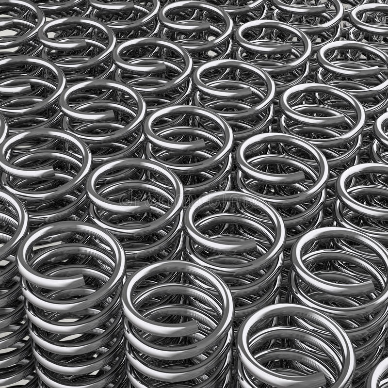 Download Springs stock illustration. Illustration of isolated - 28946064