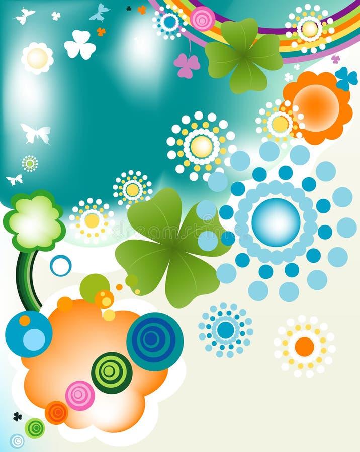 Download Springtime stock vector. Illustration of energy, dynamic - 4605771