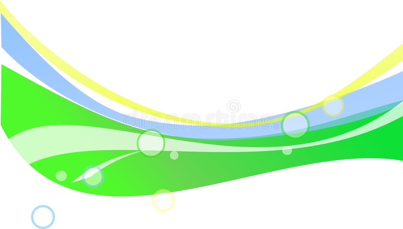 Download Springtime stock vector. Illustration of bubble, white - 5087901
