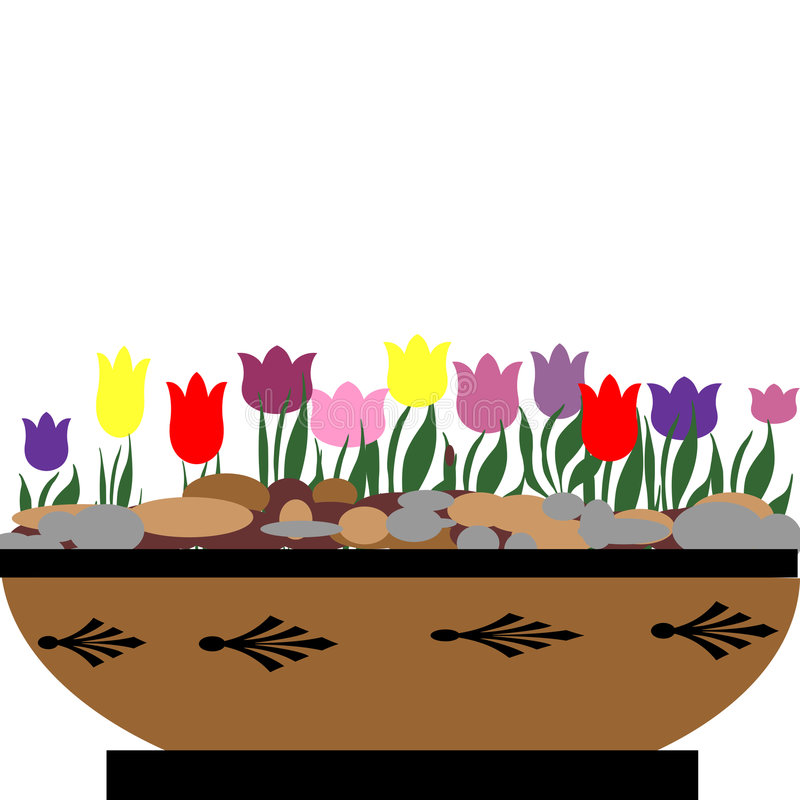 Free Springtime Flowers Royalty Free Stock Images - 4696739