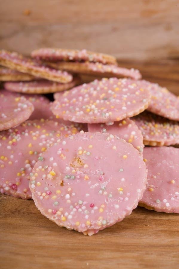 Download Sprinkled Cookies stock photo. Image of food, sprinkles - 21214198