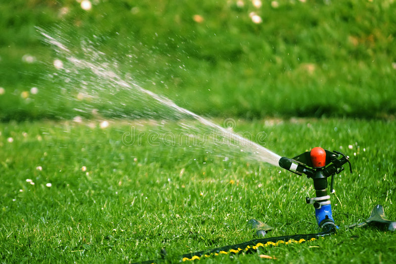 Download Sprinkler stock photo. Image of mechanical, maintenance - 2317476