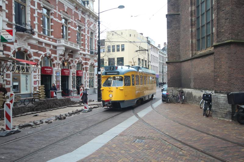 sprinter local commuter train in the evenin stock photos
