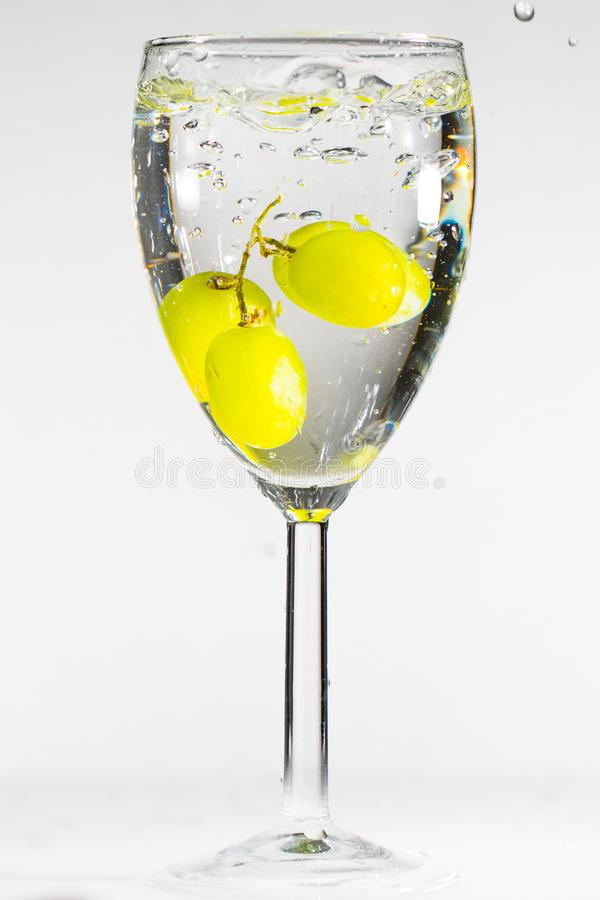 Spritzenfrucht lizenzfreies stockfoto