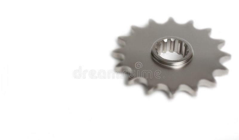 Sprocket Gear stock photo