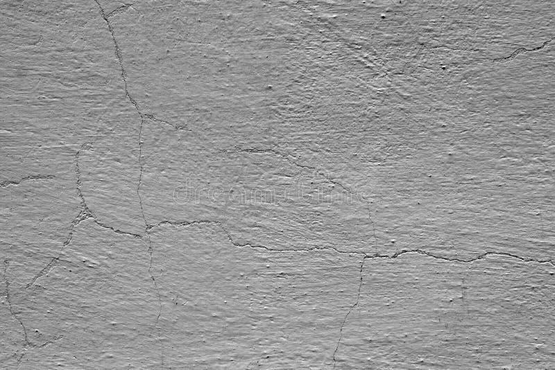 Sprucken stuckaturtextur - h?rlig abstrakt fotobakgrund arkivfoto