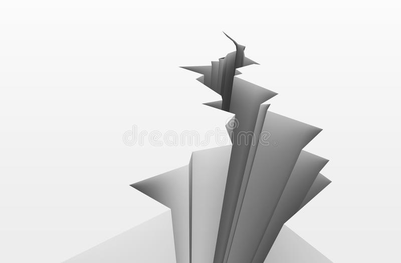 Sprung vektor abbildung