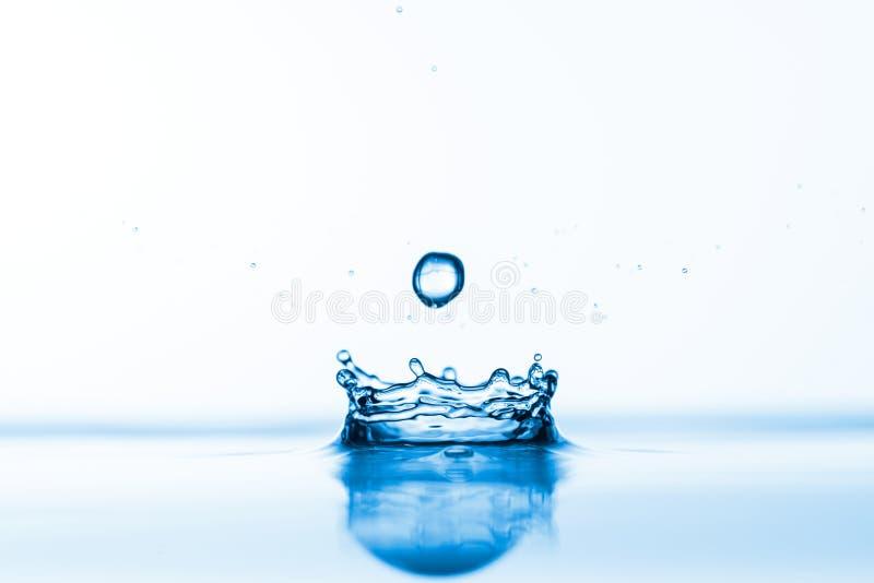 Spruzza dell'acqua immagine stock