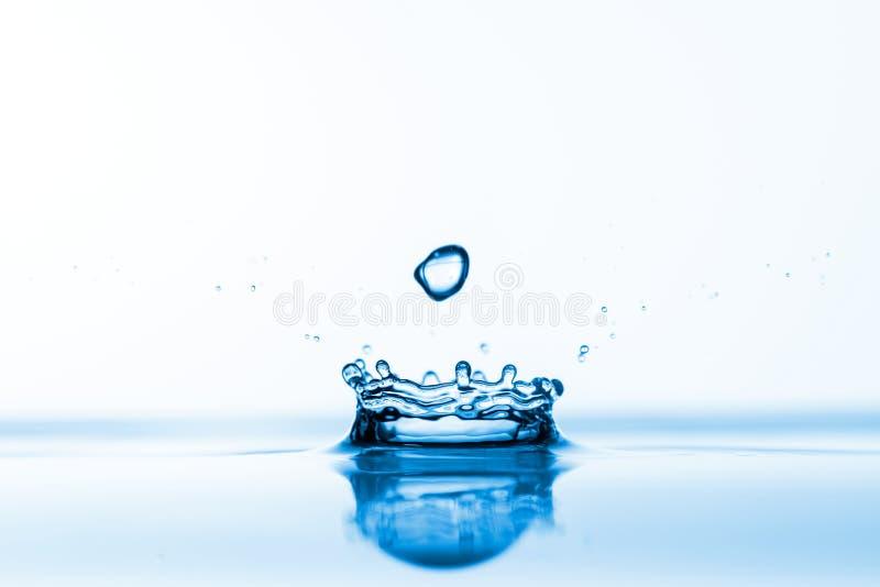 Spruzza dell'acqua immagini stock libere da diritti