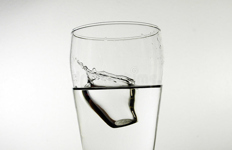 Spruzzata dell acqua