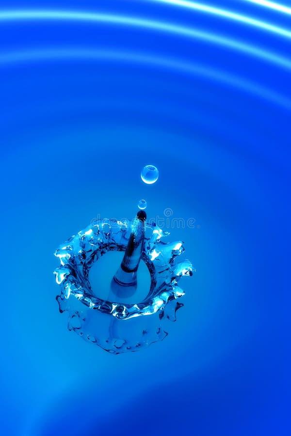 Spruzzata dell'acqua illustrazione di stock