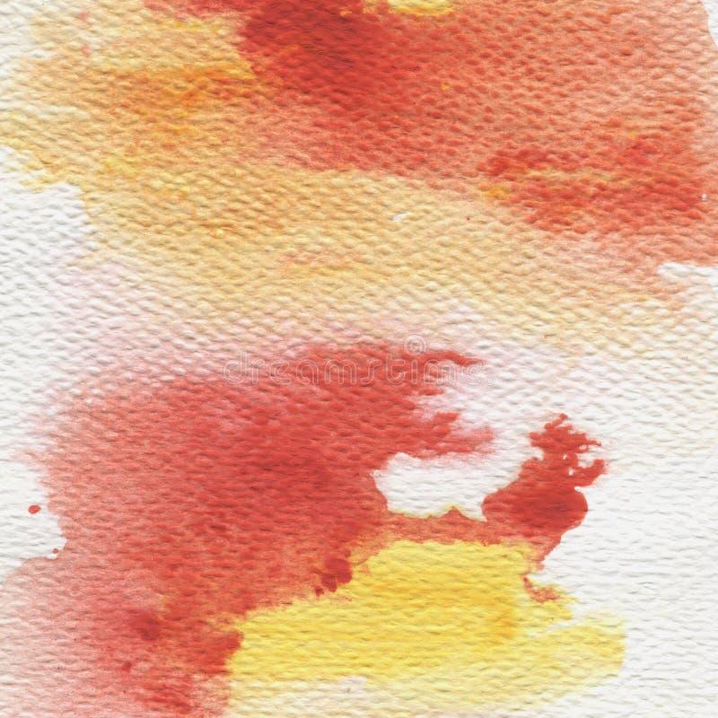 Spruzzata multicolore luminosa illustrazione di stock