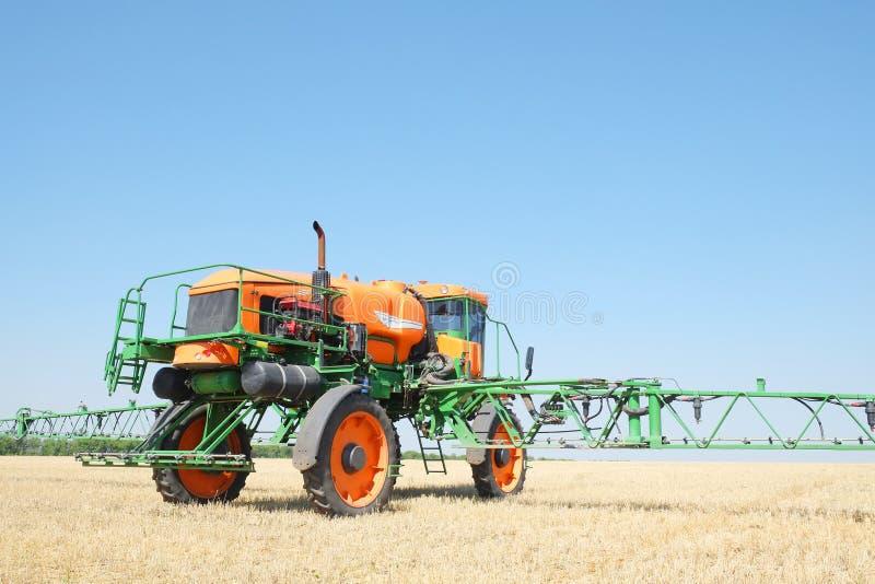 Spruzzatore agricolo immagine stock libera da diritti