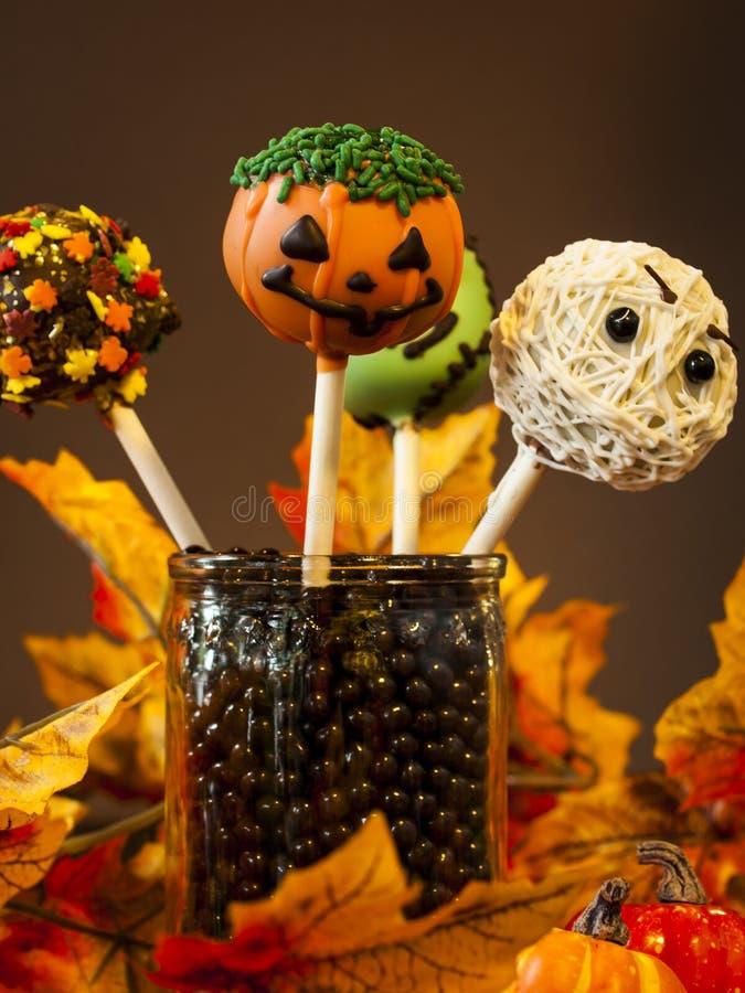 Spuntino di Halloween immagini stock