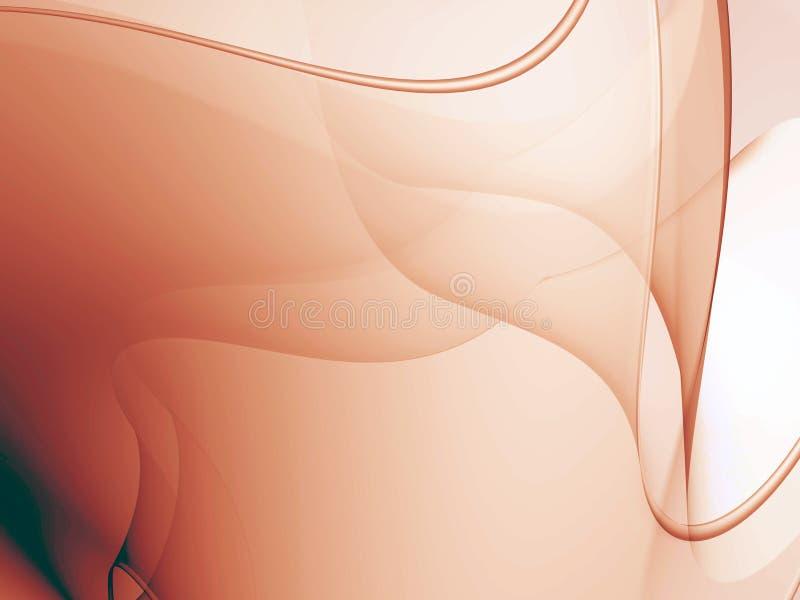 Spurenglühenmembrane lizenzfreie abbildung