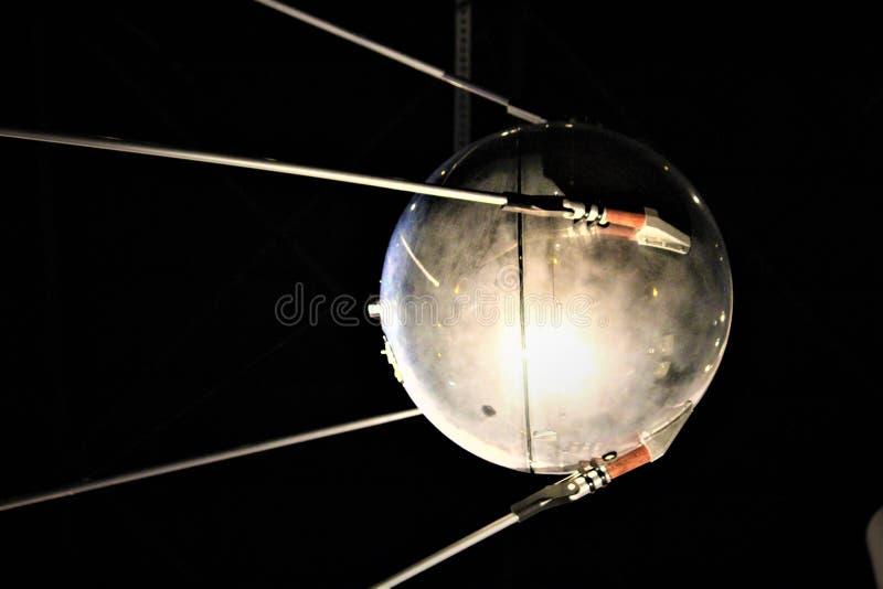 Sputnik einer lizenzfreie stockfotos