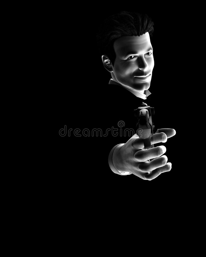 Download The Spy 20 Stock Image - Image: 1773271
