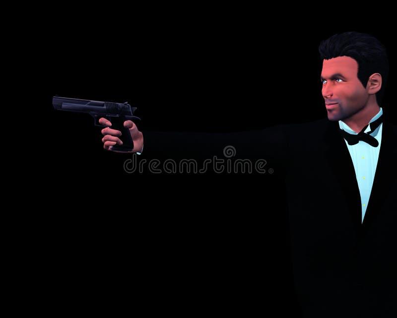 The Spy 3 Royalty Free Stock Image