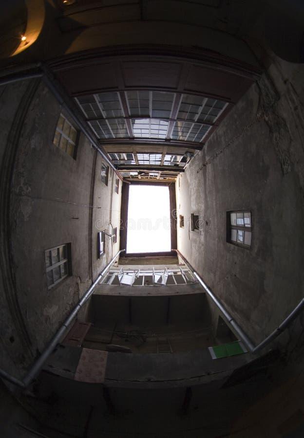Free Spy Hole Into The Sky Stock Photo - 15135100