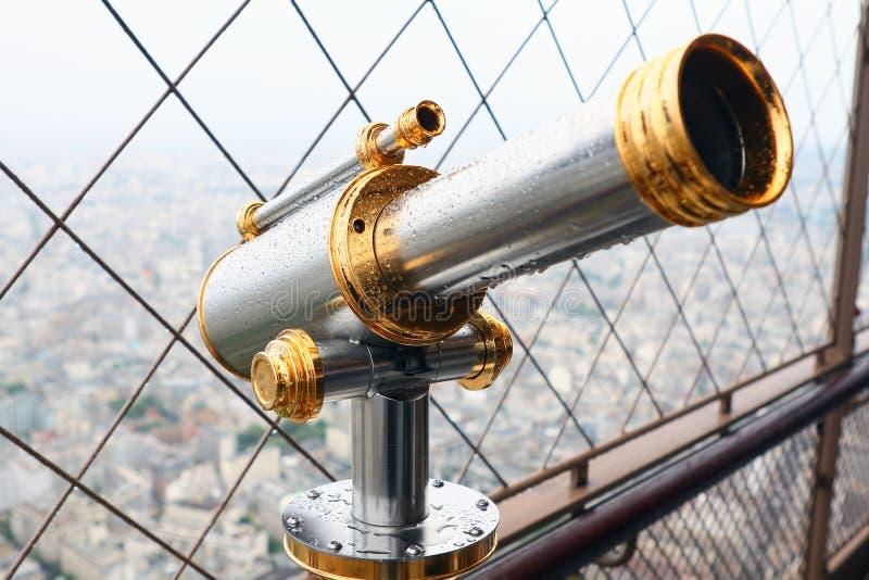 Spyglass zdjęcie stock