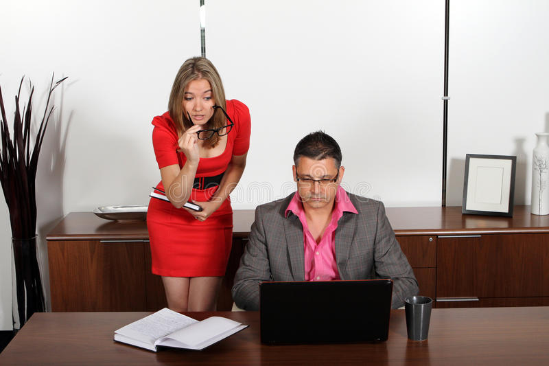 Download Spying assistant stock photo. Image of businessmen, sharing - 21427024