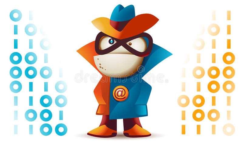Download Spyware stock vector. Image of mysterious, fraud, access - 23517782