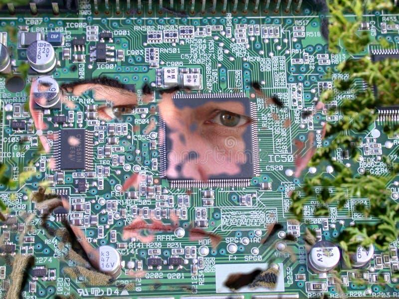 spyware стоковое фото