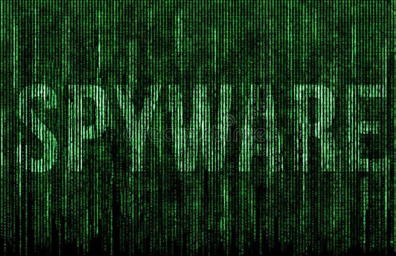 Spyware libre illustration