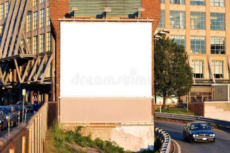 Download Square Billboard stock image. Image of traffic, daylight - 22080013