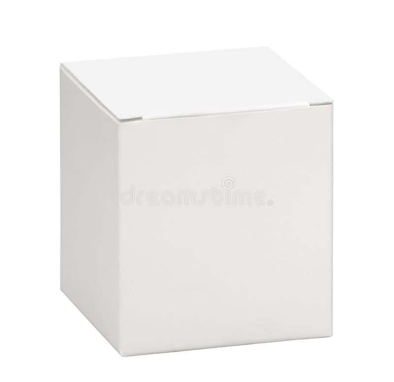 Free Square Cardboard Box Stock Images - 29889354