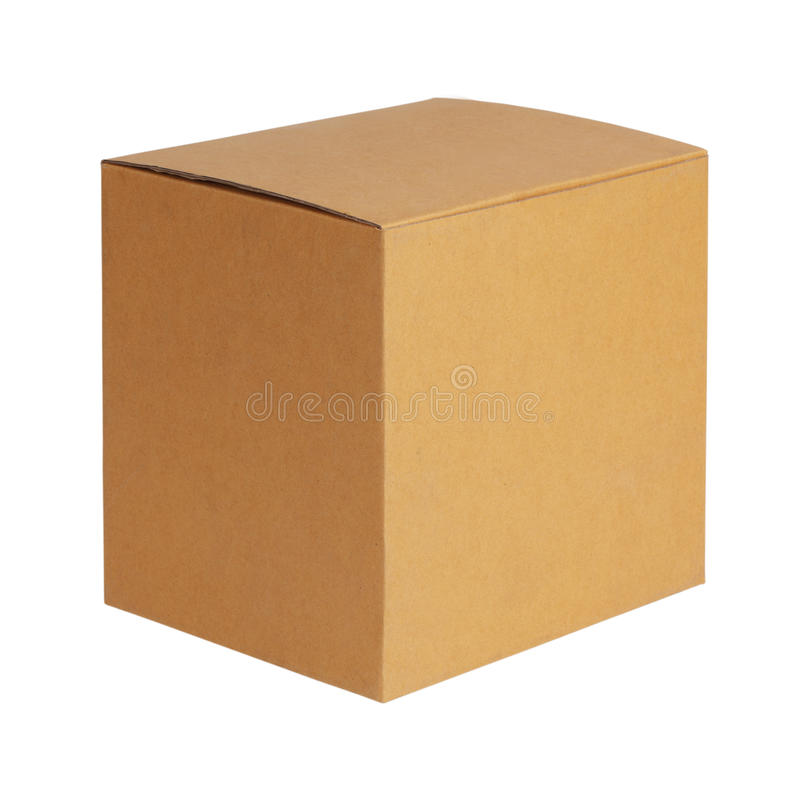 how to make a square box with cardboard