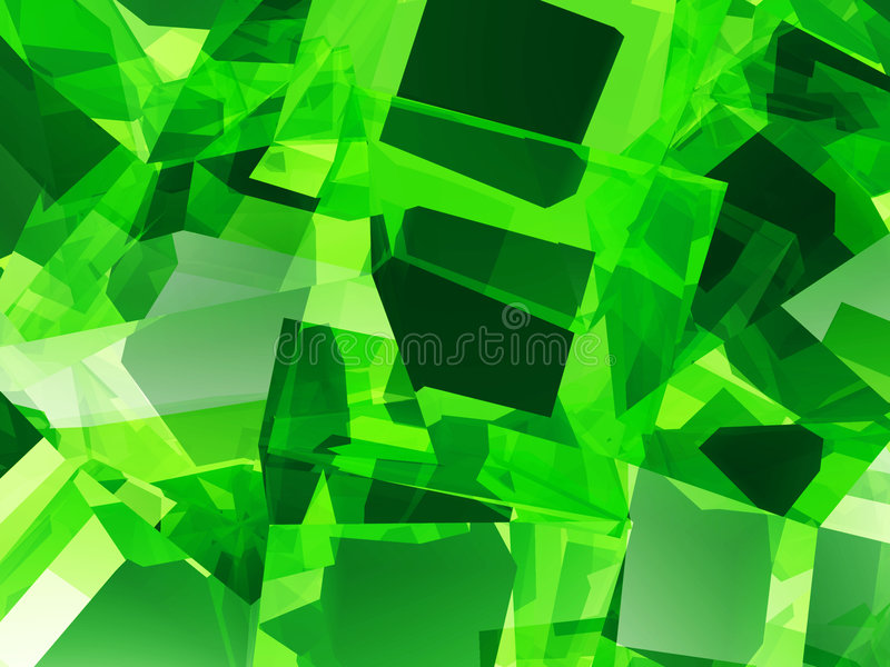 Square Cells 21 Royalty Free Stock Photography