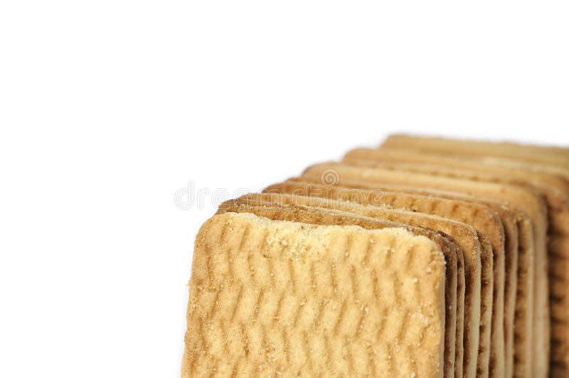 Download Square cookies stock image. Image of front, nutrition - 15180029