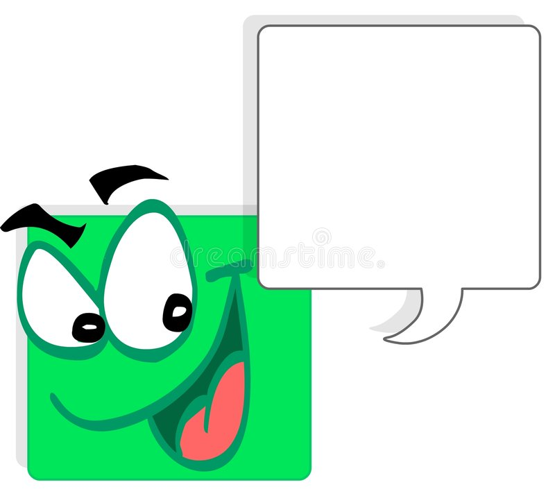 Download Square face stock illustration. Illustration of different - 5685224