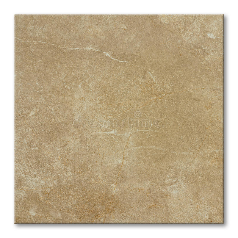 Square floor tile stock image