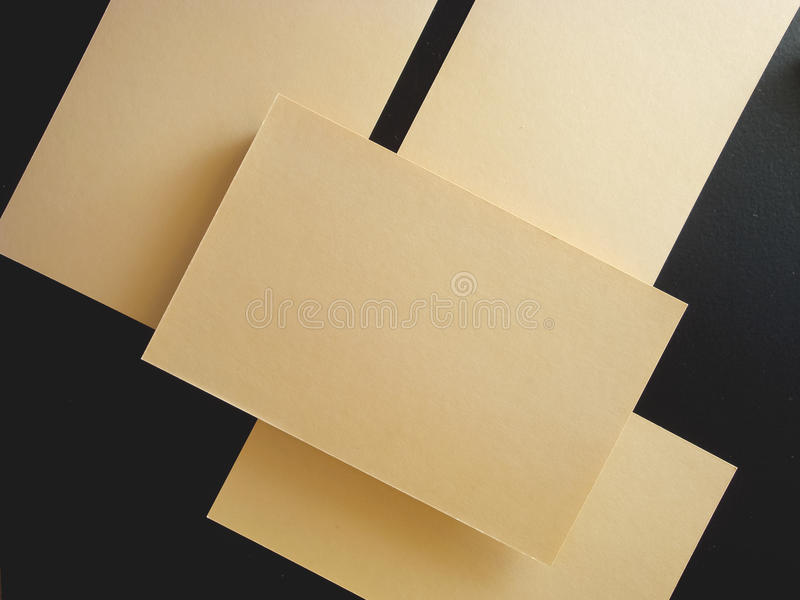 Square Flyer. royalty free stock photos