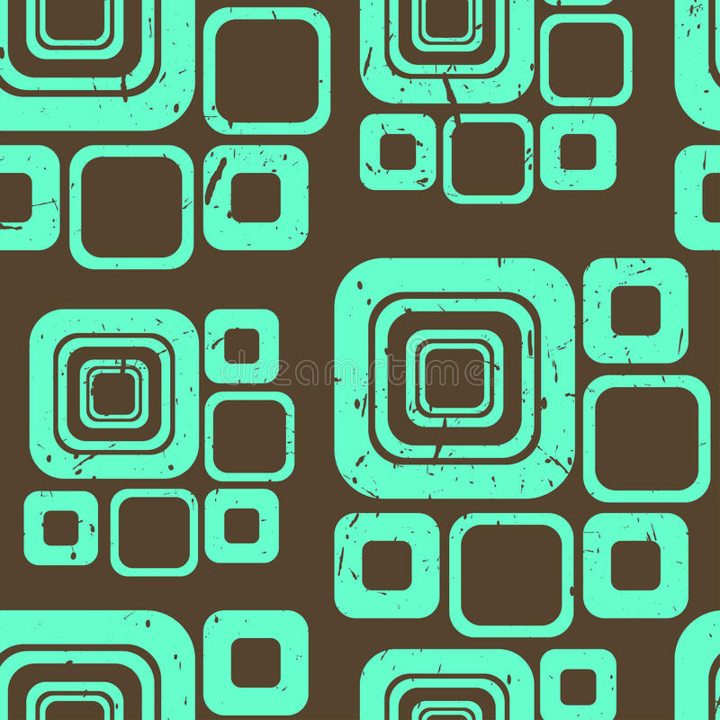 Square Graphic Pattern Royalty Free Stock Photos