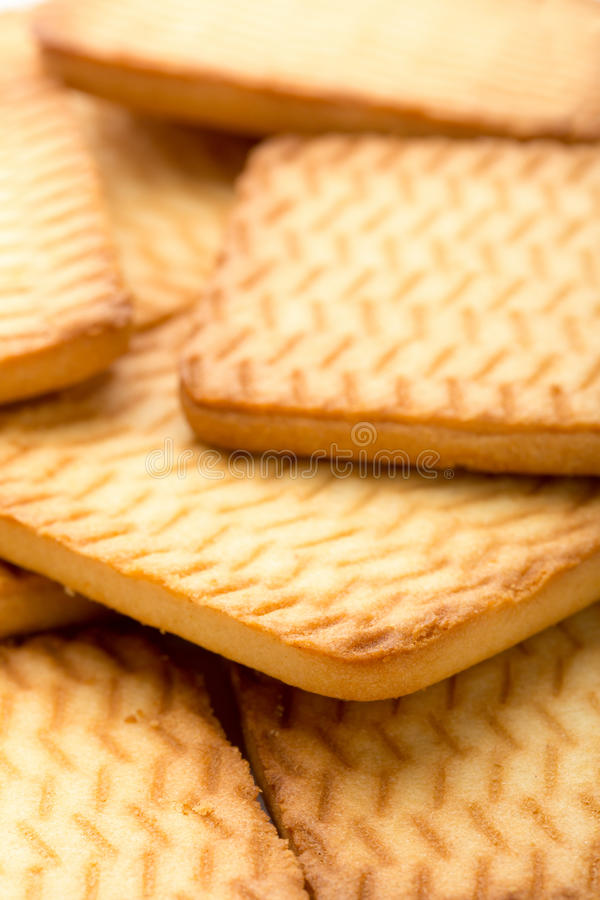 Download Square homemade cookies stock photo. Image of snack, refreshment - 30472234