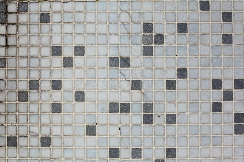 Square Mosaic Tiles stock photos
