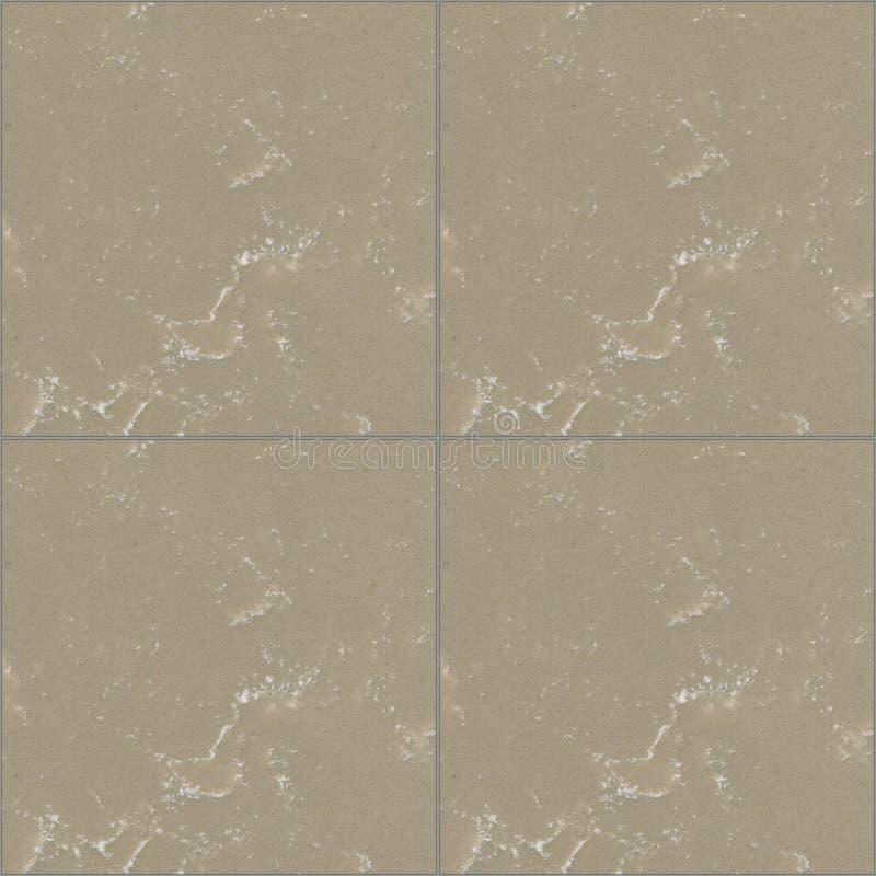 Square seamless beige quartz ceramic mosaic tile texture background. Square seamless beige quartz ceramic mosaic tile texture stone background stock photos