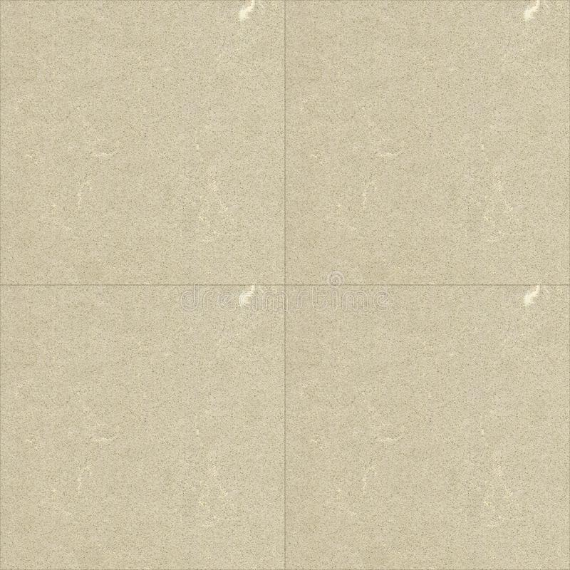Square seamless beige quartz ceramic mosaic tile texture background. Square seamless beige quartz ceramic mosaic tile texture stone background stock photo