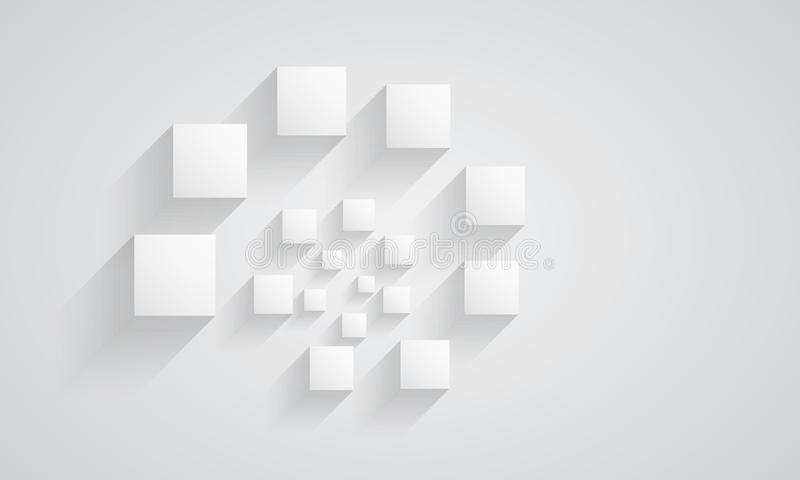 Download Square shape background stock vector. Image of modern - 34310198