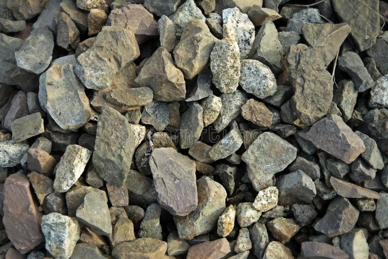 Square stones royalty free stock photos