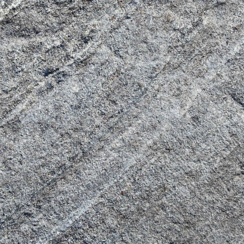 Square texture - gray natural stone. Square texture - gray rough natural stone - granite royalty free stock images